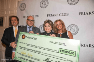 The Man Behind the Friars Club: Executive Director, Michael Gyure