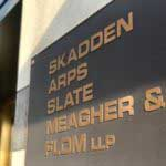 Delaware Law Firm Skadden Arps Toes the Line with Conflict of Interest