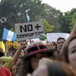 Europe must hold hands with Central America in fighting crime, and corruption activists