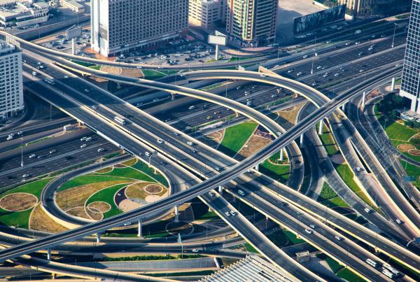 infrastructure corruption